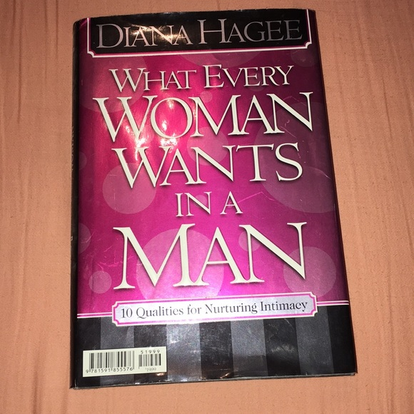 Other - What every man wants in a women book